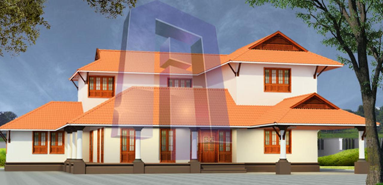 Kerala Style House