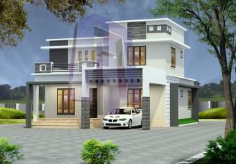 1800-square-feet-3-bedroom-3-bathroom-1-garage-contemporary-house-kerala-style-duplex-house-id005