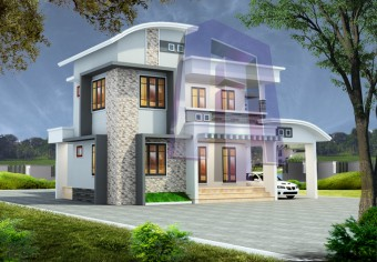 2301-square-feet-3-bedroom-2-bathroom-1-garage-contemporary-house-box-type-house-small-house-duplex-house-id009