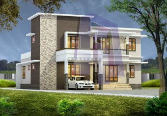 2364-square-feet-4-bedroom-4-bathroom-1-garage-kerala-style-duplex-house-budget-house-luxuary-house-id0019