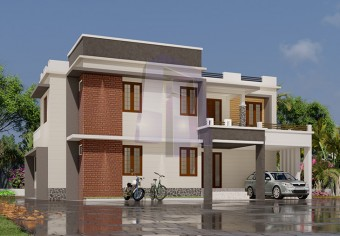 2397-square-feet-4-bedroom-5-bathroom-1-garage-contemporary-house-kerala-style-box-type-house-bungalow-house-small-house-budget-house-id0154