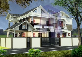 2684-square-feet-4-bedroom-3-bathroom-1-garage-traditional-house-classical-house-box-type-house-duplex-house-id003