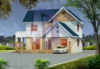 3008-square-feet-5-bedroom-5-bathroom-1-garage-traditional-house-kerala-style-bungalow-house-duplex-house-luxuary-house-id0029