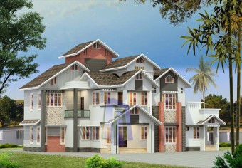 3900-square-feet-6-bedroom-4-bathroom-1-garage-classical-house-bungalow-house-duplex-house-luxuary-house-id008