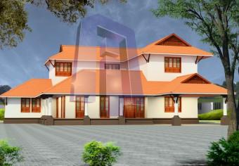 4071-square-feet-4-bedroom-4-bathroom-1-garage-traditional-house-kerala-style-classical-house-duplex-house-id0010